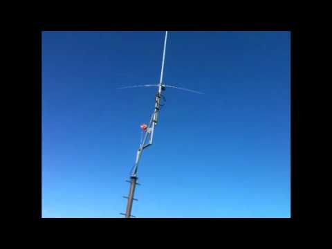 Ham Radio Amateurfunk Cushcraft R7 HF Vertical & Diamond VH