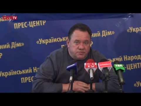 Богдан Бенюк у Чернівцях (16 жовтня 2014 року)
