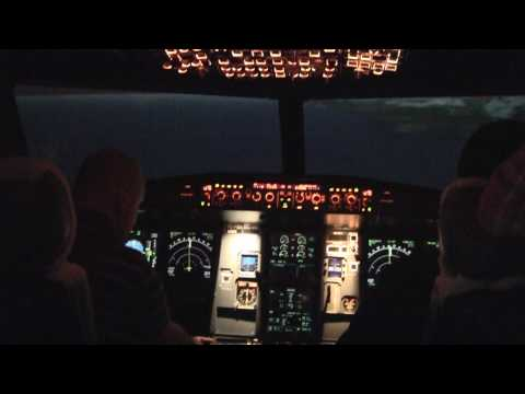 IFTC Airbus A320 Level-D Simulator 02.25.2010 Part 2