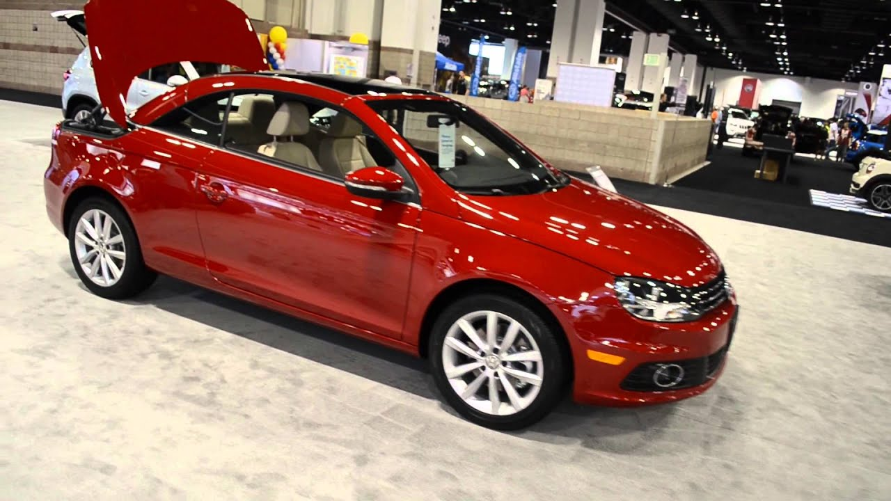 Used 2008 Volkswagen Eos For Sale from 2600  CarGurus