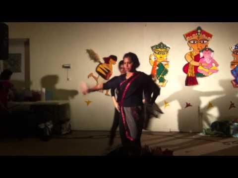 Mono mor meghero sangi - Durga Pujo 2013 Gainesville