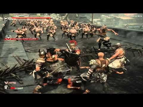 Intel HD Graphics 2000:Ryse Son Of Rome