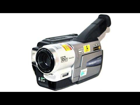 Sony Handycam CCD-TRV98 Hi8 camcorder