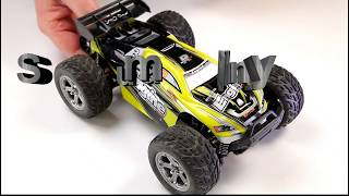 WLToys 20404 cheap 1:20 2.4GHz brushed motor RC Car Great for kids of all ages ;-)