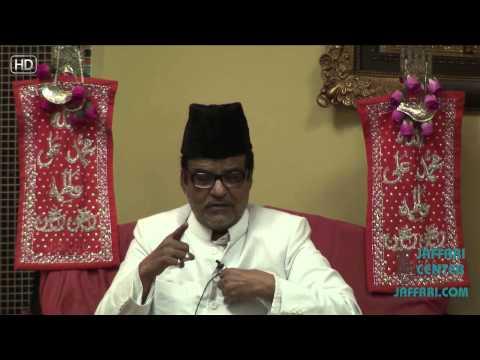 15th Ramazan 1434 Maulana Abid Bilgrami
