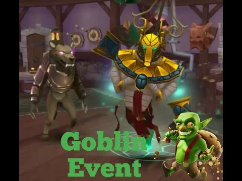 Arcane Legends | Goblin event (info from a mummy)
