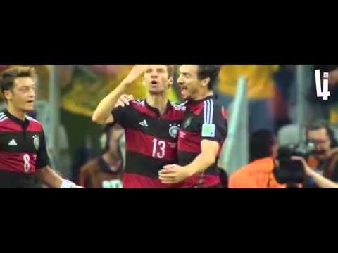 Germany vs Argentina Final World Cup 2014 PROMO HD 2014