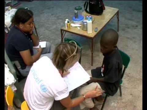MaximsNewsNetwork: HAITI: UNICEF RE-UNITING LOST CHILDREN & FAMILIES