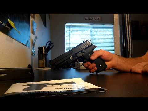 Zastava EZ9 REVIEW Serbian Military pistol 9mm