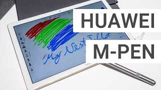 Huawei MediaPad M5 Pro M-Pen Stylus: Top 6 Features, Tips & Tricks