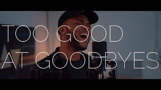 "Download Lagu Sam Smith - ""Too Good At Goodbyes"" Cover (Acoustic) - TONYB. Gratis STAFABAND"