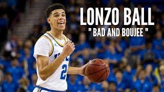 "Lonzo Ball Mixtape - ""Bad and Boujee"" ᴴᴰ"