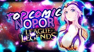 TOP 5 COMICS NOPOR de League of Legends (Doujinshis)