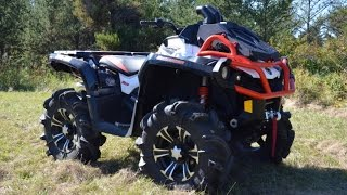 XMR850 Can-am Game Changer Specifications Review
