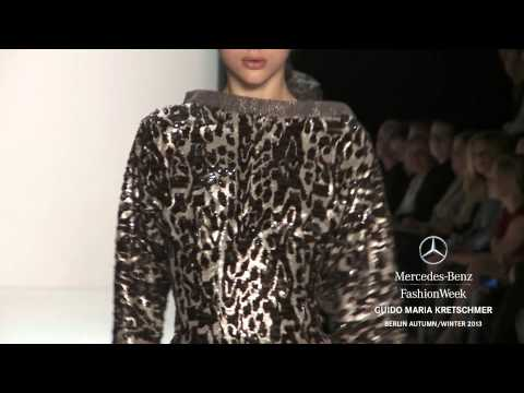 Runway highlights from GUIDO MARIA KRETSCHMER Autumn/Winter 2013 Collection at Mercedes-Benz Fashion Week Berlin. The official Mercedes-Benz Fashion Week Ber...