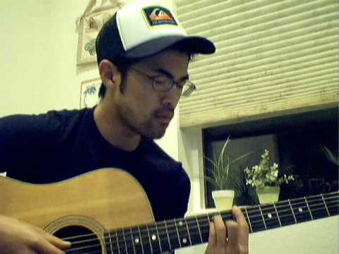 Jars of Clay - Needful Hands (acoustic cover)