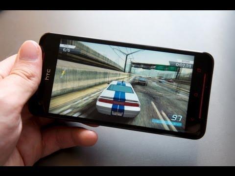 Обзор HTC Butterfly S (901e): производительность (игры. тесты на лаги)