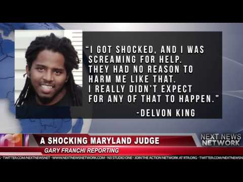 MD. Judge Uses ElectroShock in Court