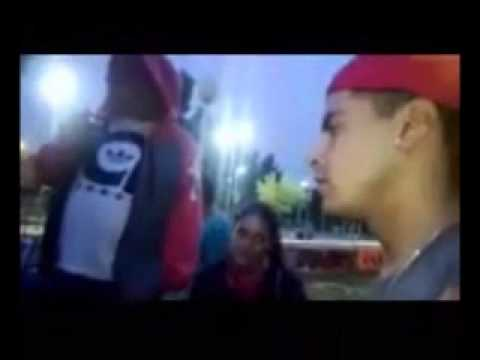 Raperos Chistosos - Grabando Realidad A Mi Manera (Lukas-El Melly-El