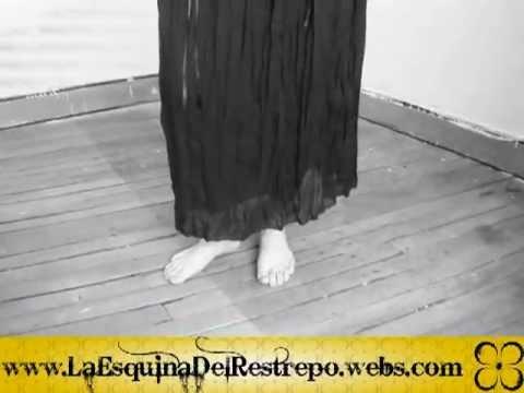Faldas largas negras lisas rizadas, cortas tallas unicas en Honda Girardot Mesitas La Vega