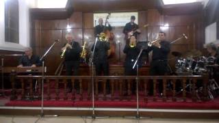 GOSPEL JAZZ BAND   MORITAT
