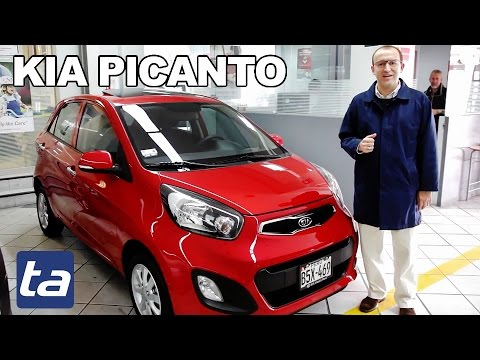 Kia Picanto en Perú I Video en Full HD I Todoautos.pe