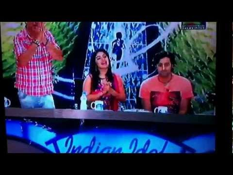Indian idol most funny audition HD