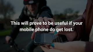 Smart Phone Tracker   Lost your smart phone?