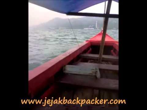 Pulau Condong - Pantai Pasir Putih (Lampung)