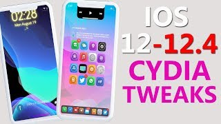 BEST Jailbreak Tweaks for iOS 12.4! (Cydia & Sileo)