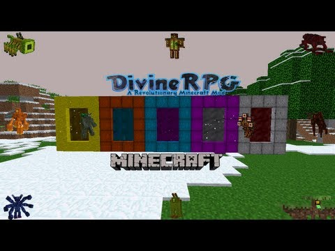 How to Install Divine RPG Mod for Minecraft 1.4.7