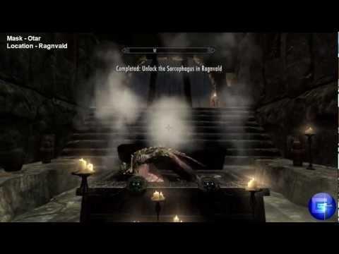 SKYRIM - All Dragon Priest Mask Location Guide