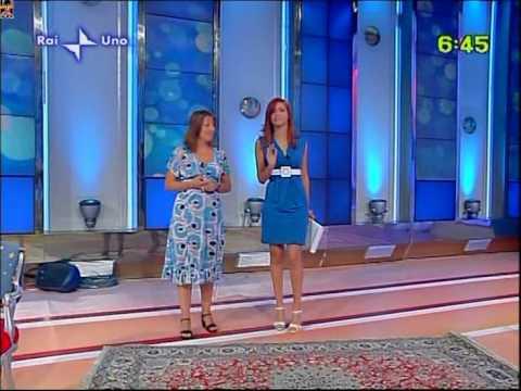 Miriam Leone @ Uno Mattina Estate (29.06.09)
