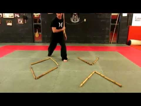 HARRISON MARTIAL ARTS-Kali Footwork Drill Image 1
