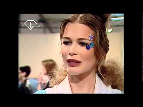 FashionTV | Claudia Schiffer Flashback 1990-1996 - Model Talks | FashionTV - FTV.com