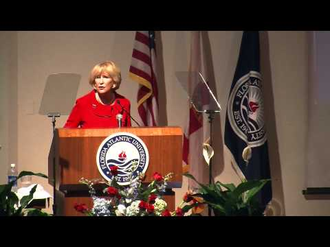 FAU State of the University 2012
