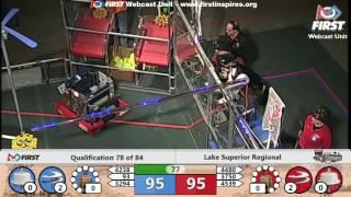 Qual 78 - 2017 Lake Superior Regional