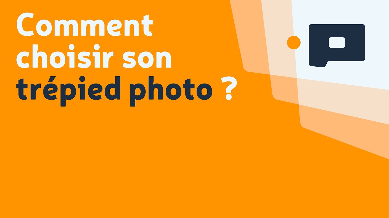 Comment choisir son tr pied photo youtube - Comment choisir son wok ...
