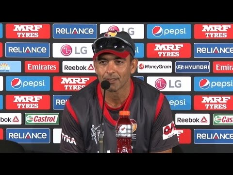 2015 WC WI vs UAE: Tauqir shares his toughest moment in WC