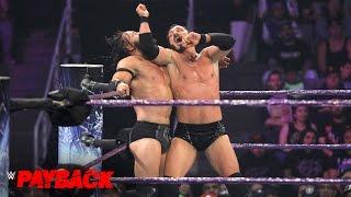 Neville vs. Austin Aries - WWE Cruiserweight Title Match: WWE Payback 2017 (WWE Network Exclusive)