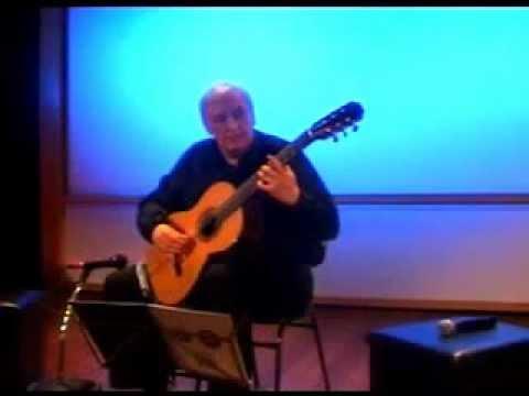 Domenico Scarlatti - Sonata K. 77 Cesar Amaro in Rio de Janeiro