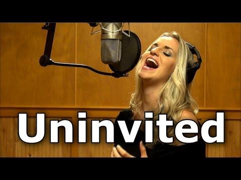 Gabriela Guncikova - Uninvited - Alanis Morissette (cover) - Ken Tamplin Vocal Academy