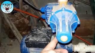 كيفية تصليح مضخة المياه في 5 دقائق