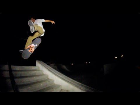 Chris Joslin - Night Vision