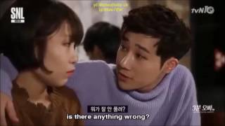 [ENGSUB] SNL KOREA INFINITE SUNGGYU 3 MINUTES BOYFRIEND