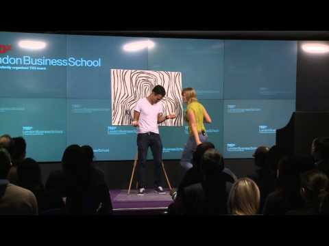TEDxLondonBusinessSchool 2012 - Alexa Meade - Rethinking the boundaries of painting and photography
