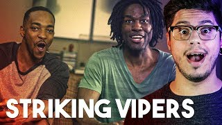 BLACK MIRROR - STRIKING VIPERS - EP1 TEMPORADA 5 (Série Netflix) Crítica Café Nerd