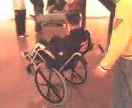 habilidad silla de ruedas