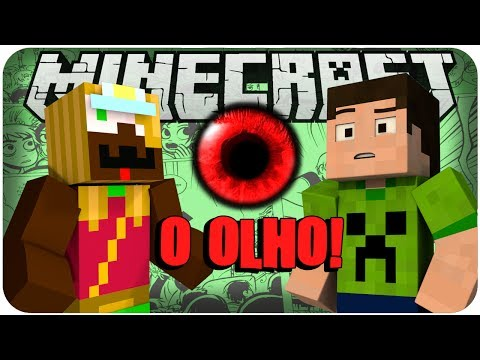 Minecraft: Malena Do Céu #02 O Olho Que Nada VÊ!? video