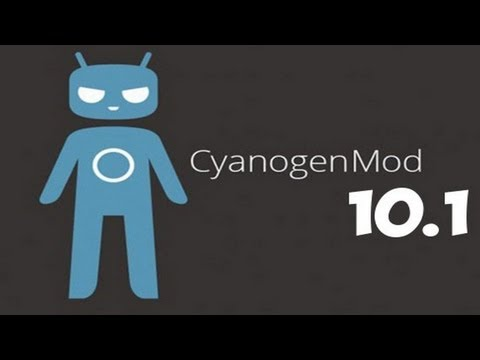 CyanogenMod 10.1 Android 4.2.1 for GALAXY S3 Official Nightlies